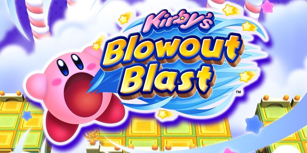 Kirby's Blowout Blast – Tanti auguri Kirby!