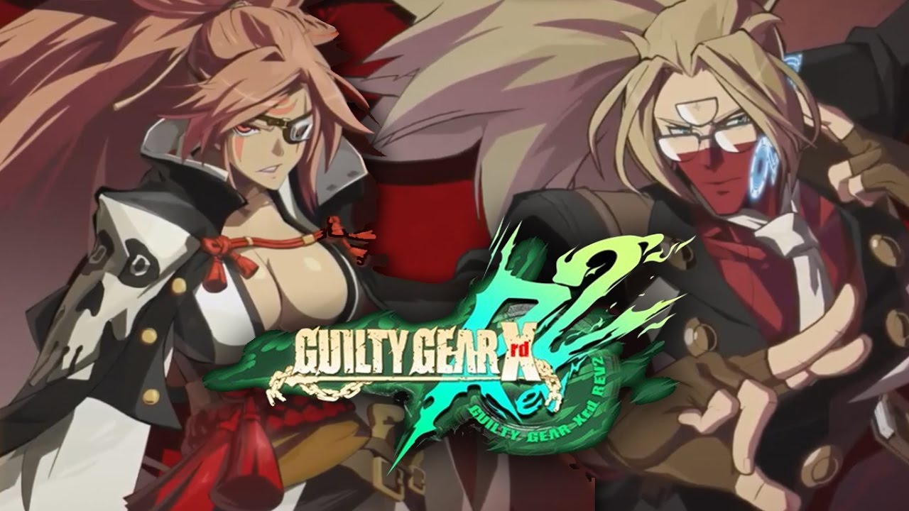 Multipixel – Guilty Gear Xrd REV 2