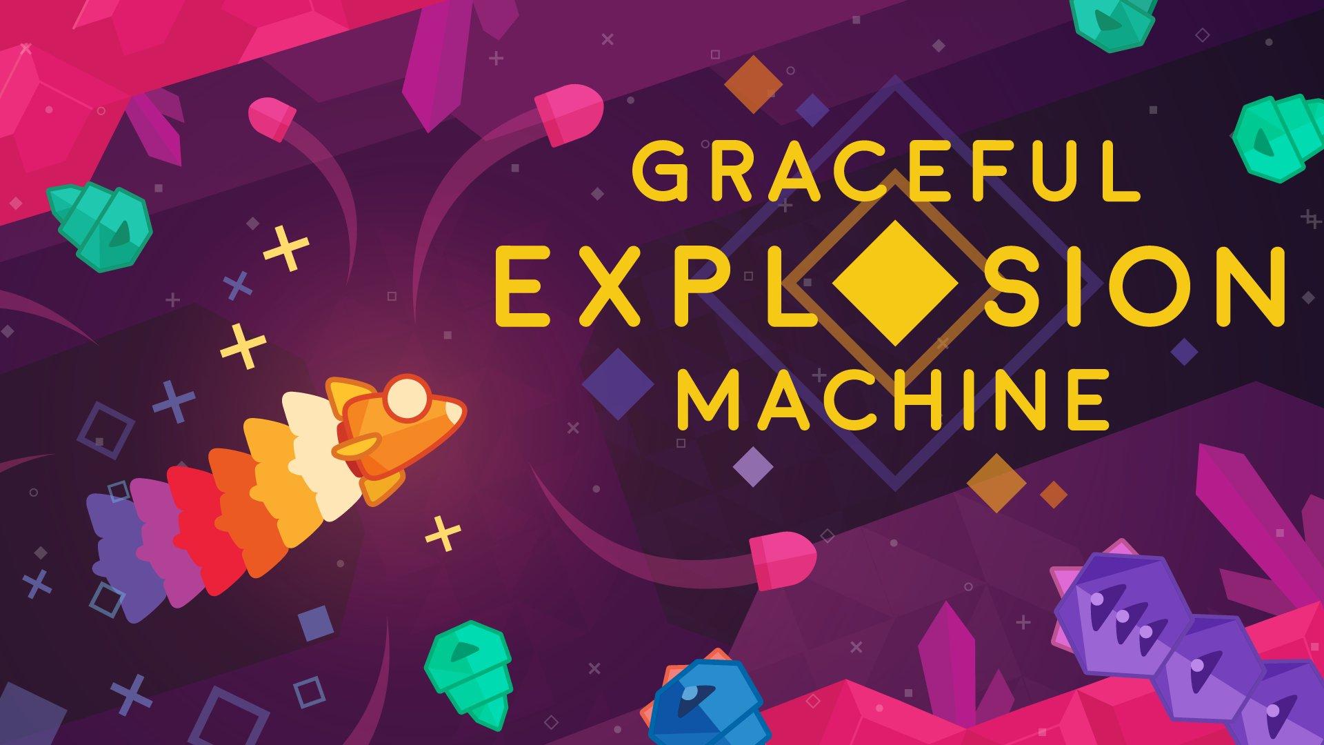 Graceful Explosion Machine – Una navicella solitaria nello spazio
