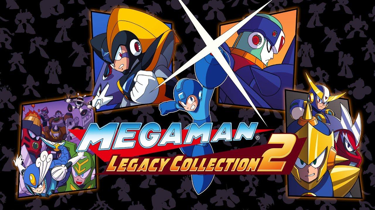 Mega Man Legacy Collection 2 – L'Eredità che ci meritiamo