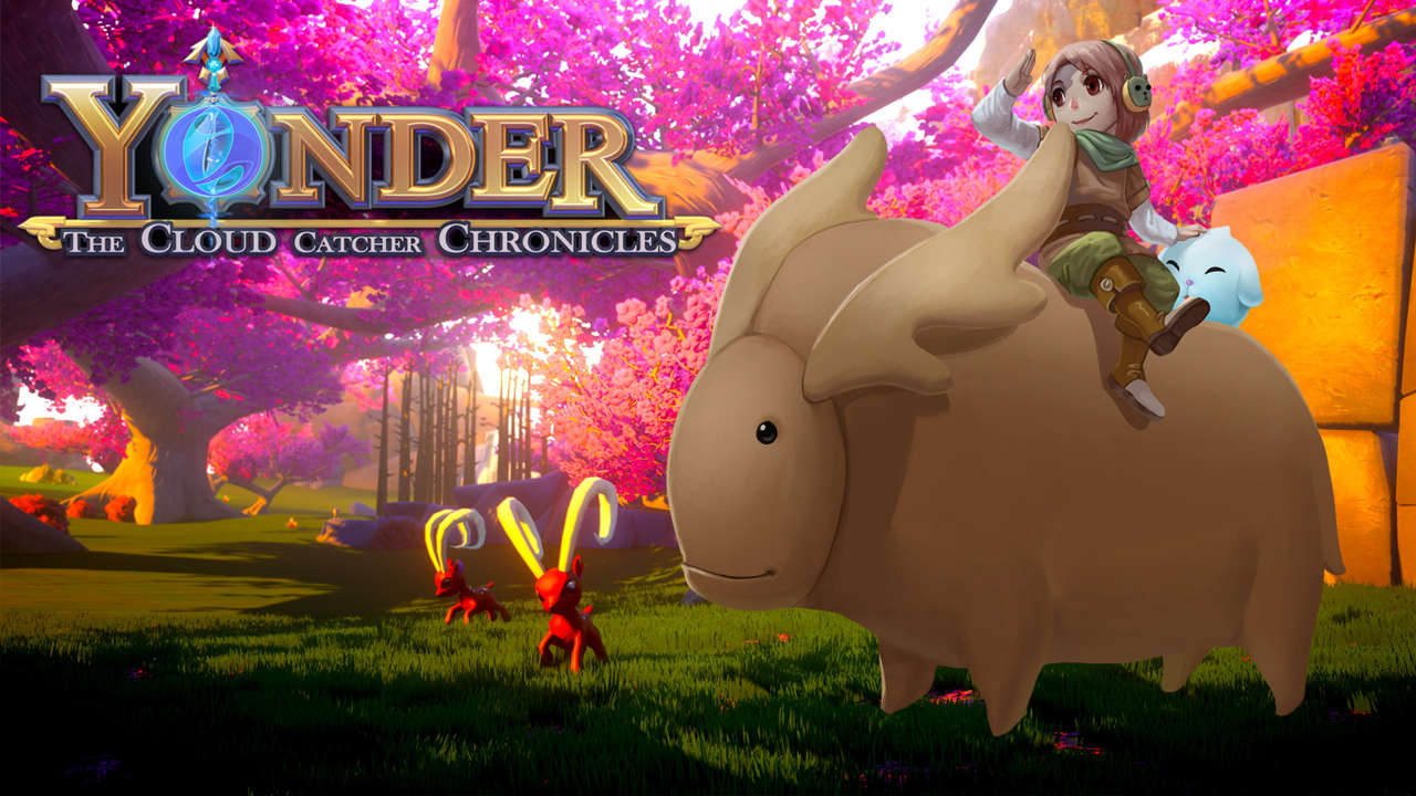 Yonder: The Cloud Catcher Chronicles – Un'oasi di pace!