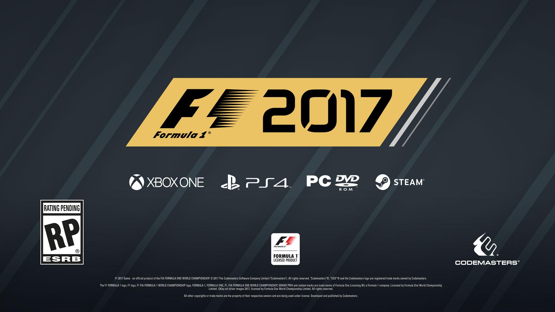 F1 2017: Si torna in pista alla grande!