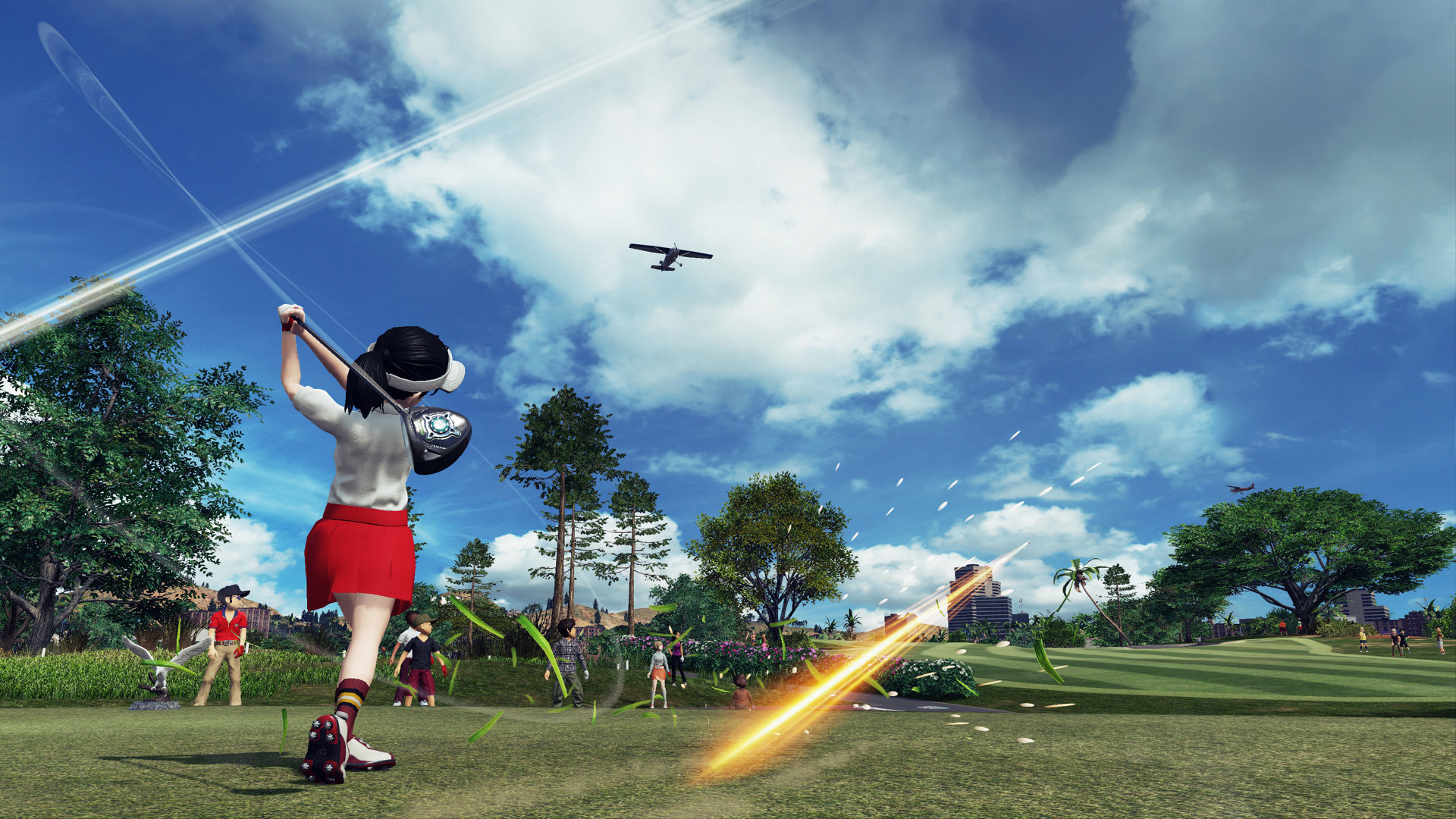 Everybody's Golf – Hai scelto… Legno 3!