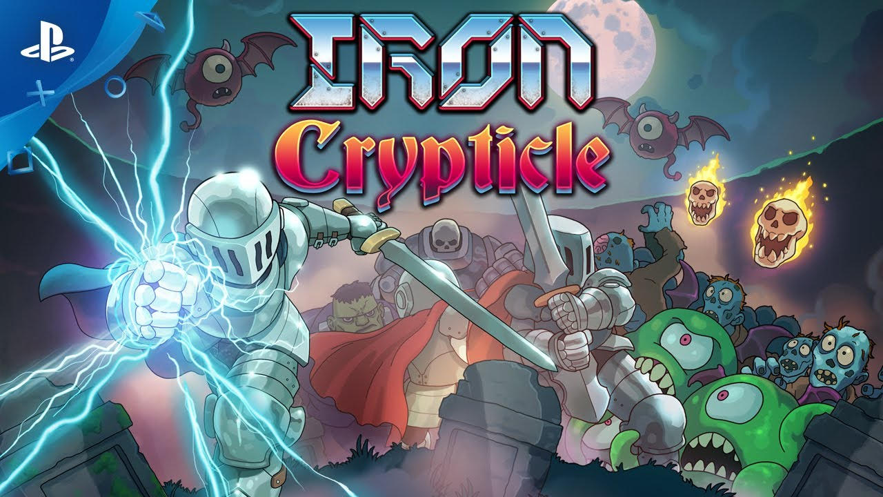 Iron Crypticle – Sotterranei Old School!