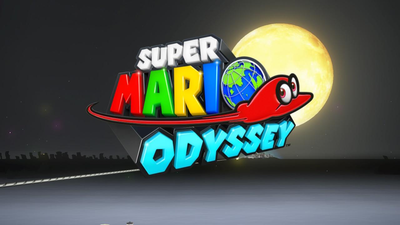 Super Mario Odyssey – Super Sunshine Galaxy 64