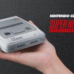 Un set fotografico dedicato allo SNES Mini!