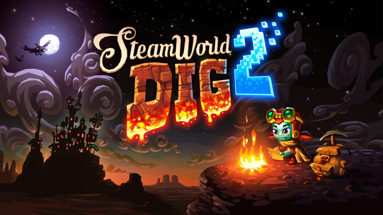 Steamworld Dig 2 – A miner life for me!