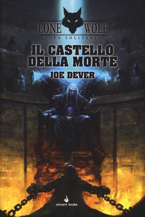 Lupo Solitario - Lone Wolf - Il castello della morte