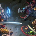 Battle Chasers: Nightwar - Dalla carta al pad
