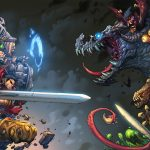Battle Chasers: Nightwar - Dalla carta al pad
