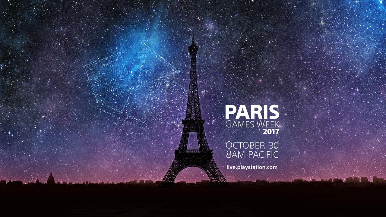 Paris Games Week 2017 – Playstation Media Showcase