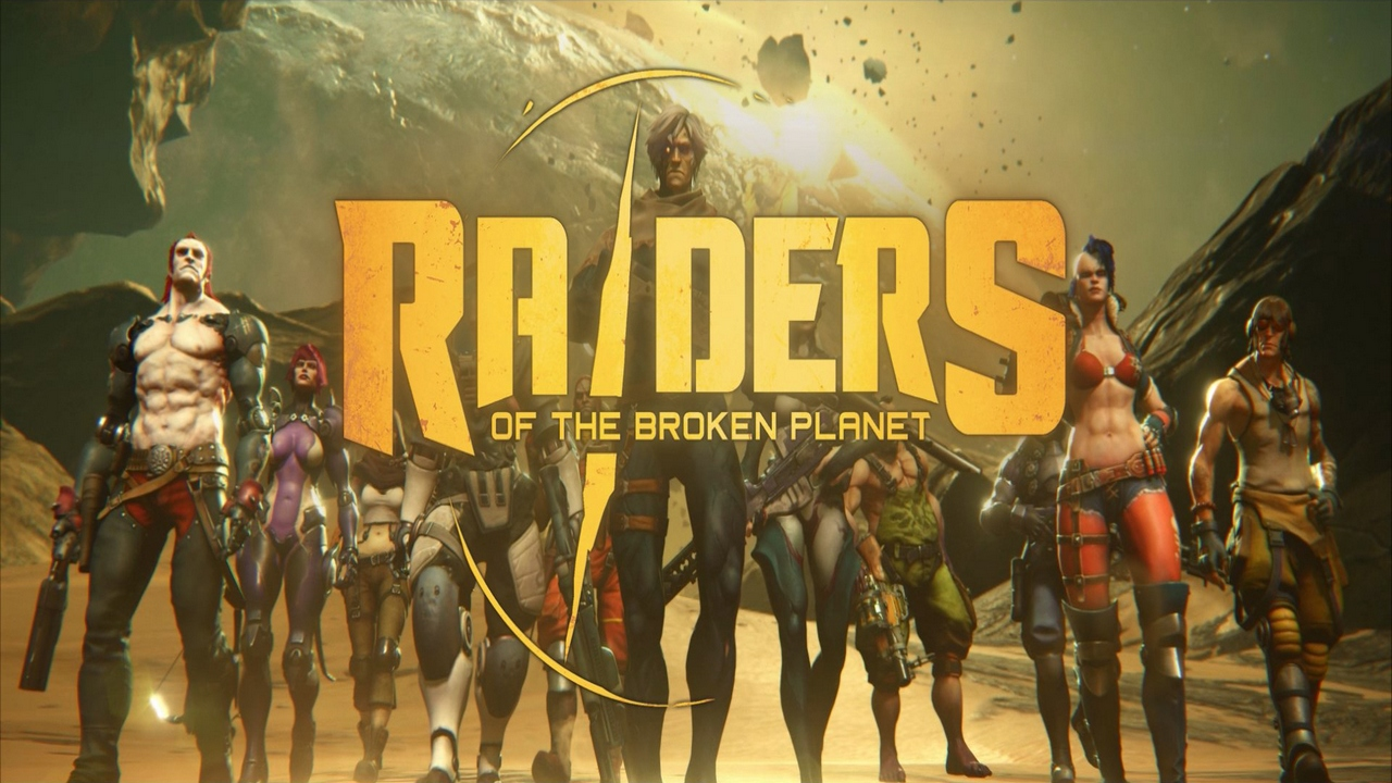 Raiders of the Broken Planet – Non è Pandora, purtroppo.