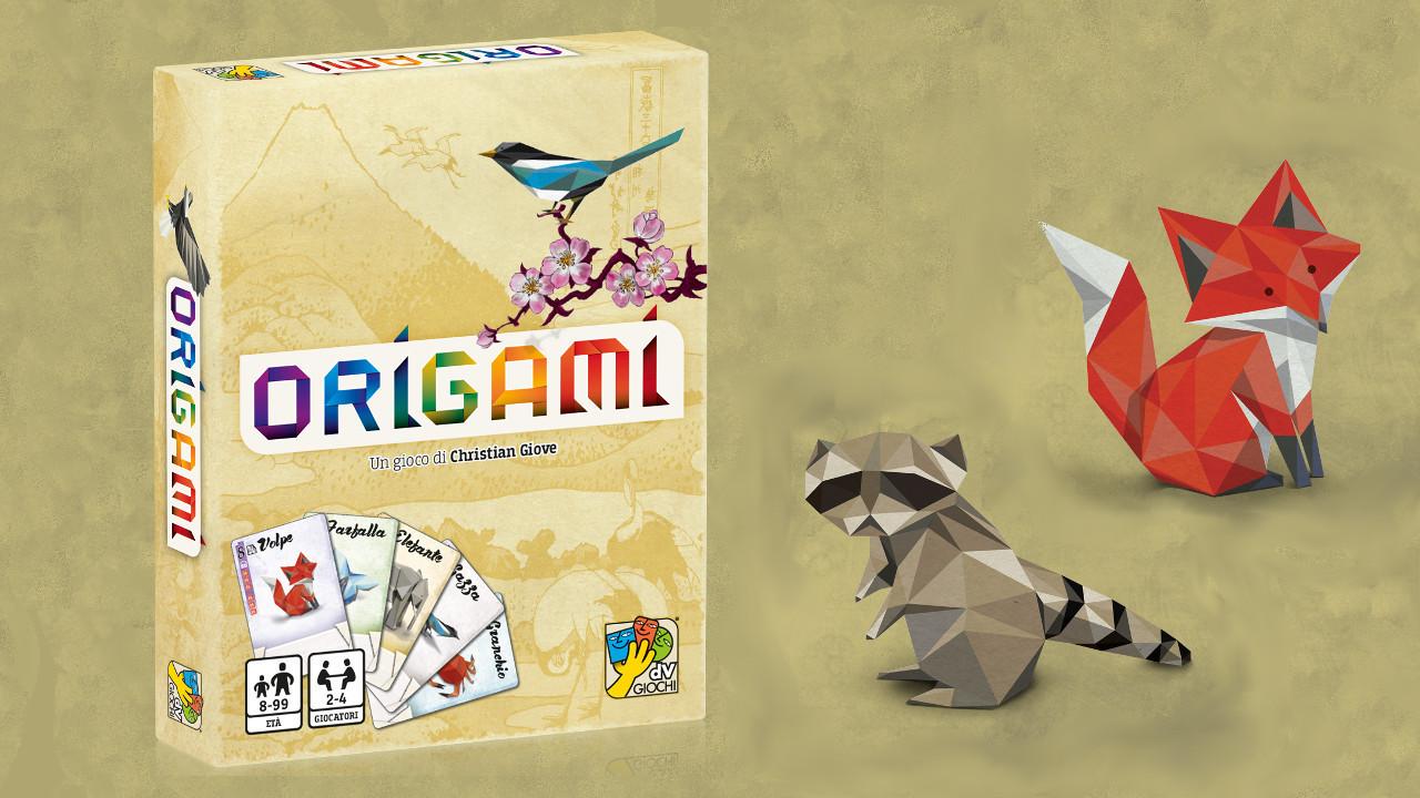 Origami – Quando le sculture giapponesi di carta si fanno cardgame