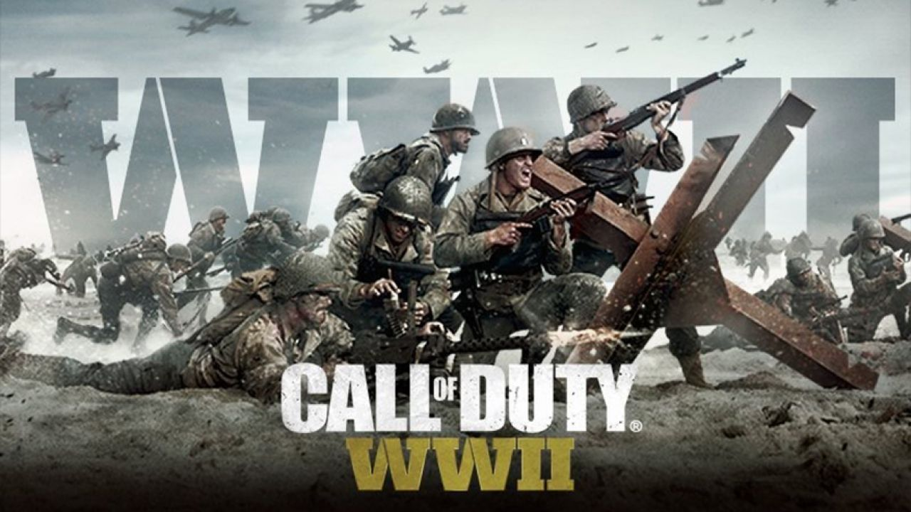 Call of Duty: WWII – Boots on the ground!