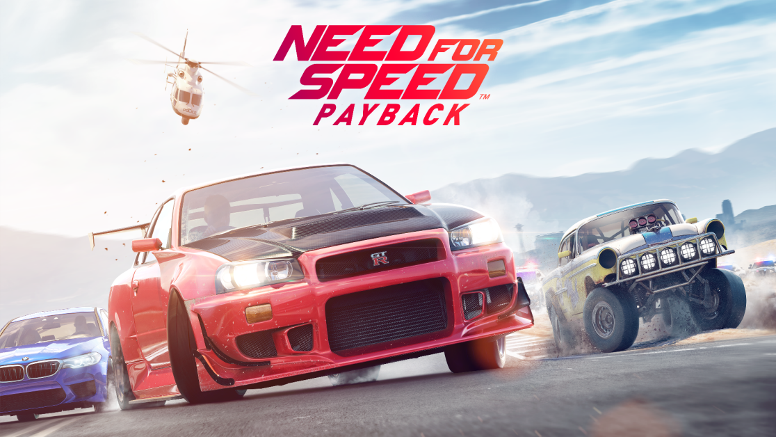Need for Speed Payback – Rien ne va plus
