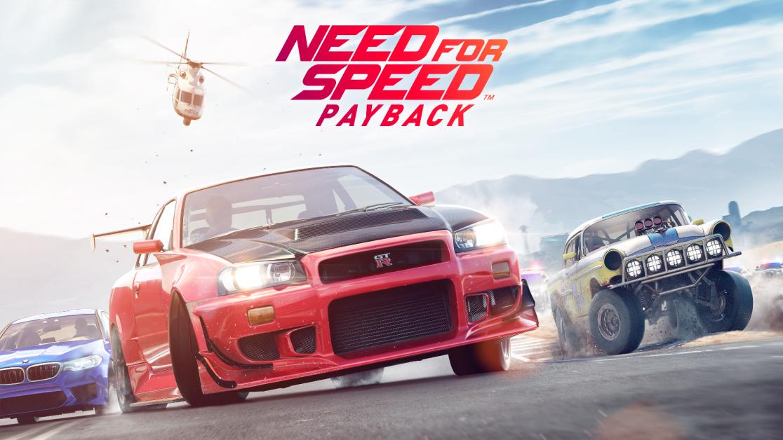 Need for Speed Payback – Rien ne va plus