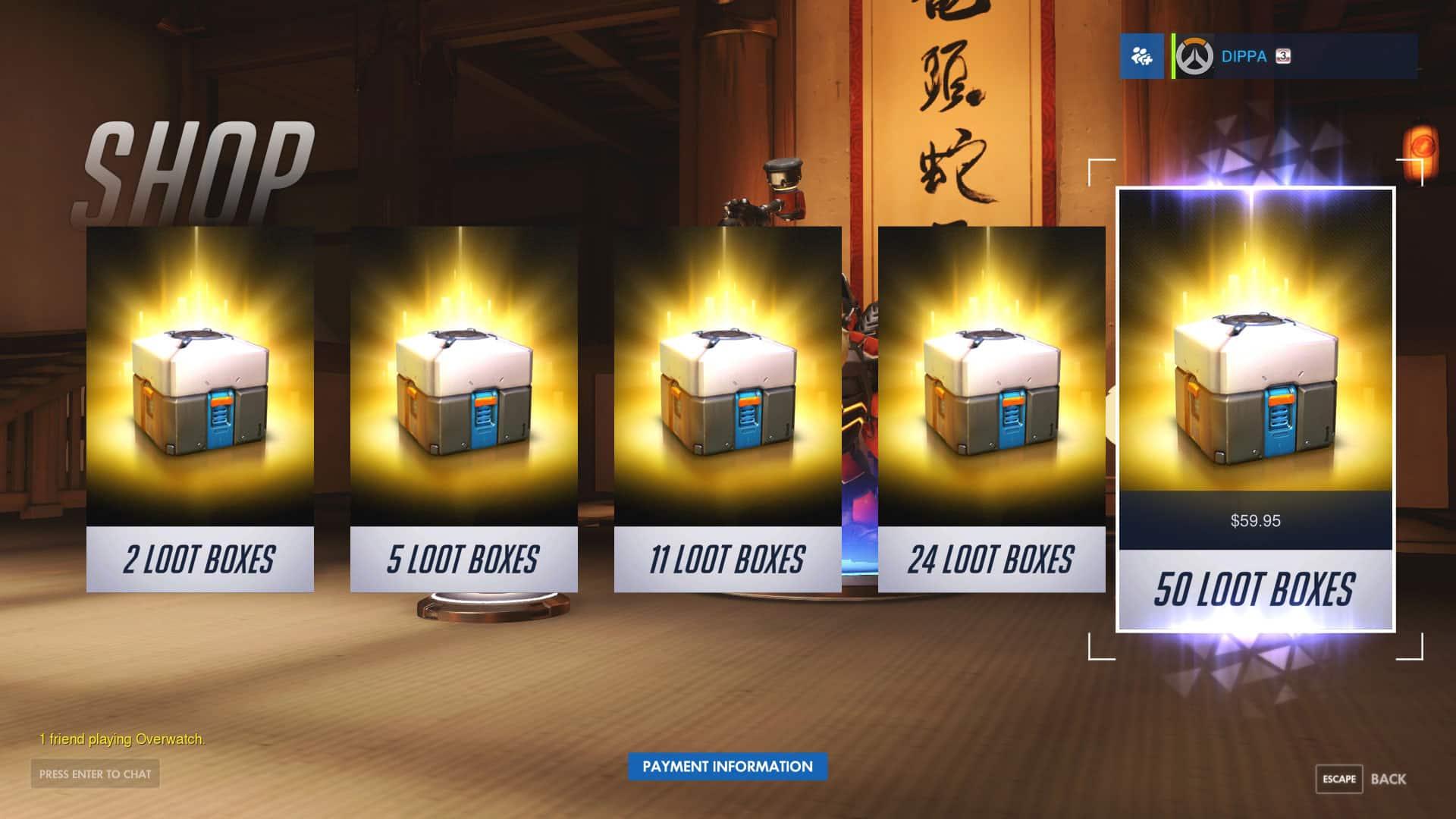 Lootbox e gioco d'azzardo – Il gioco nel gaming moderno