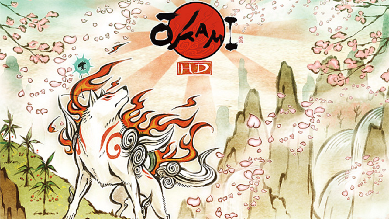 Okami HD – Draw your life