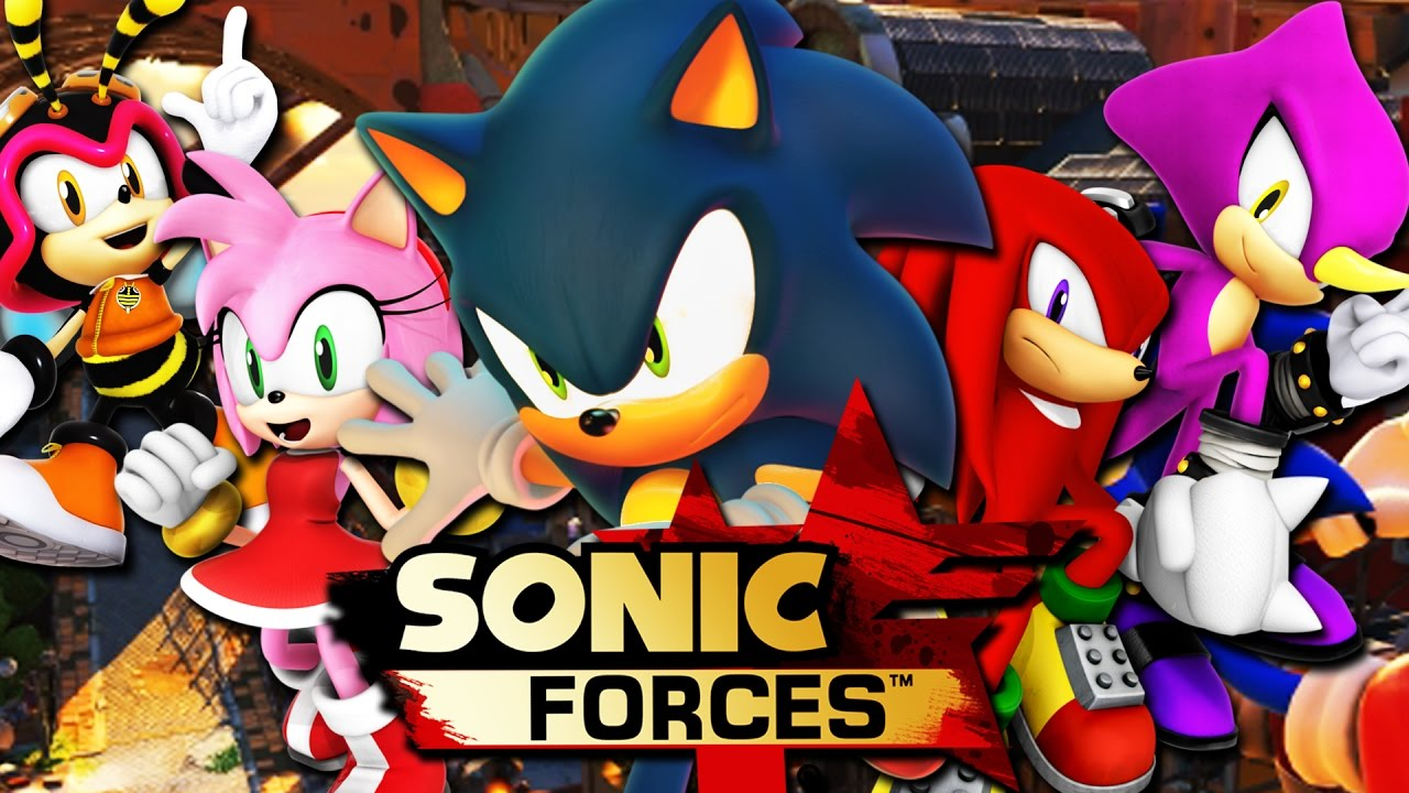 Sonic Forces – Gotta go slow!
