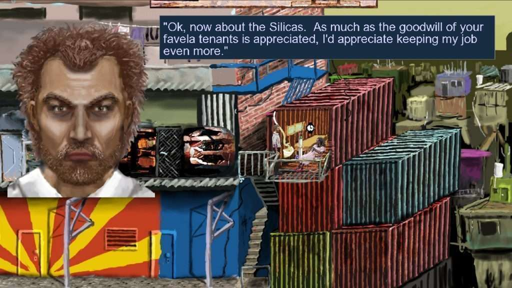 Immagine rappresentativa del gameplay di Neofeud