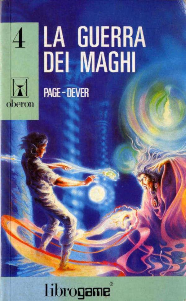 Ian Page e Joe Dever - Il Mondo di Lone Wolf (Grey Star) - La Guerra dei Maghi