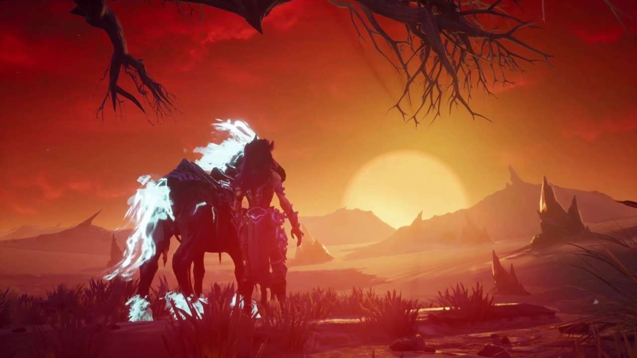 Fury iaccanto al suo cavallo Rampage