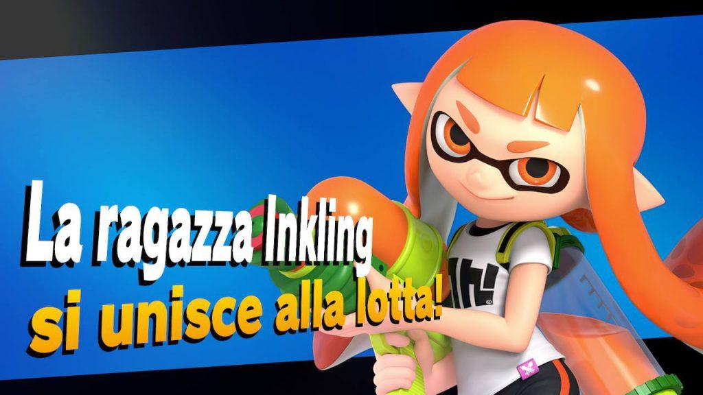 Schermata di sblocco di un nuovo personaggio