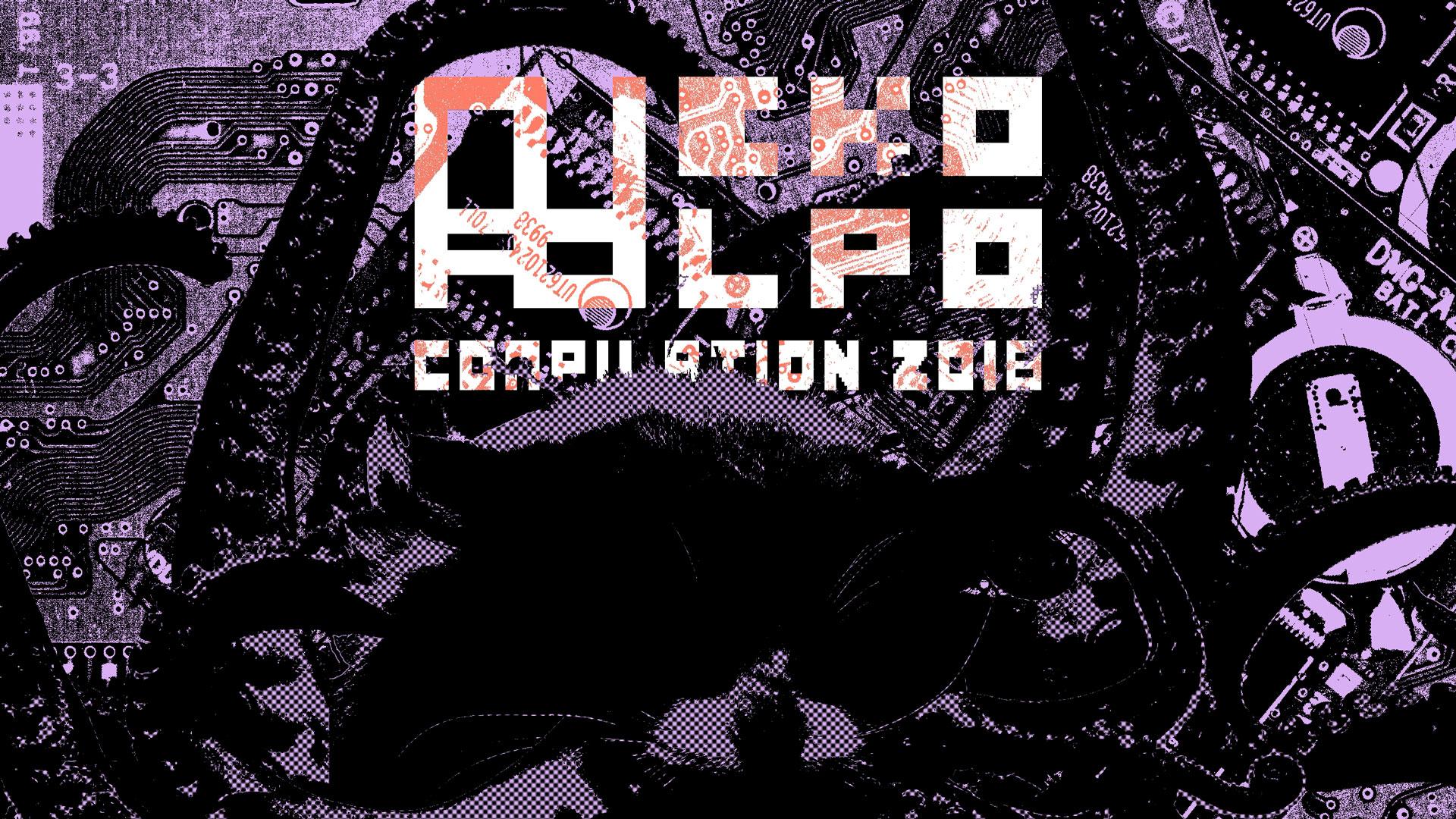 Copertina della Nekopolpo Compilation 2018