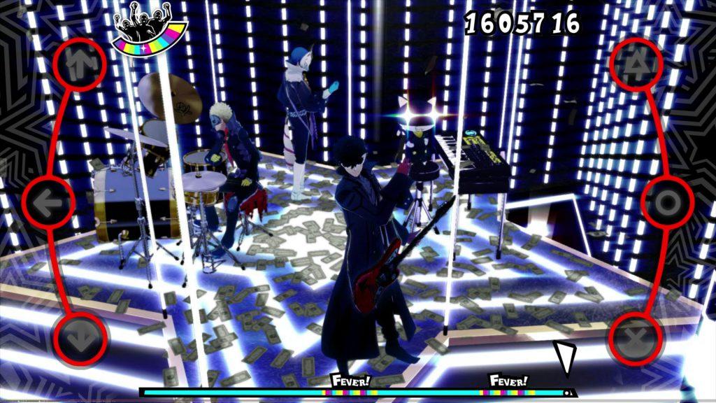 I personaggi di Persona 5 che ballano
