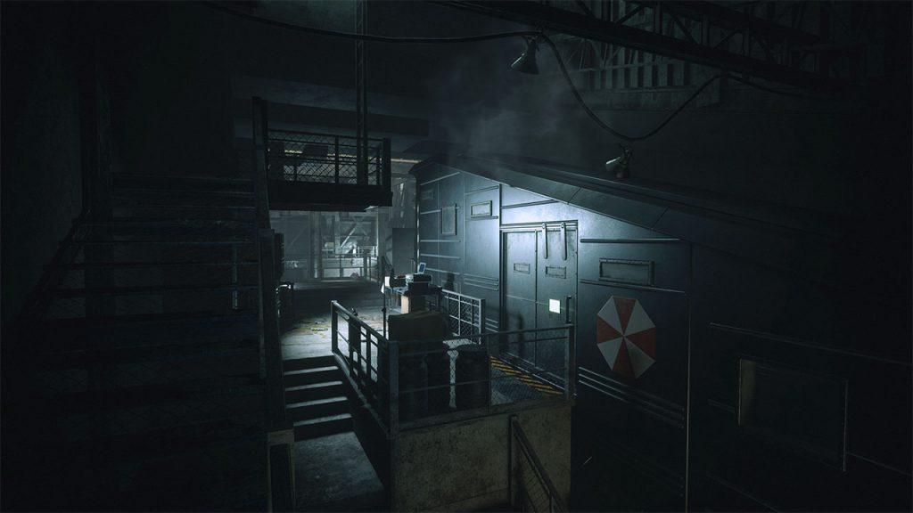 Fermo immagine di un ambiente di gioco.