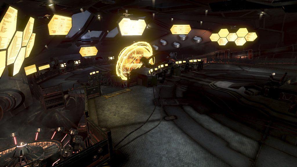 La lobby di GOD EATER 3