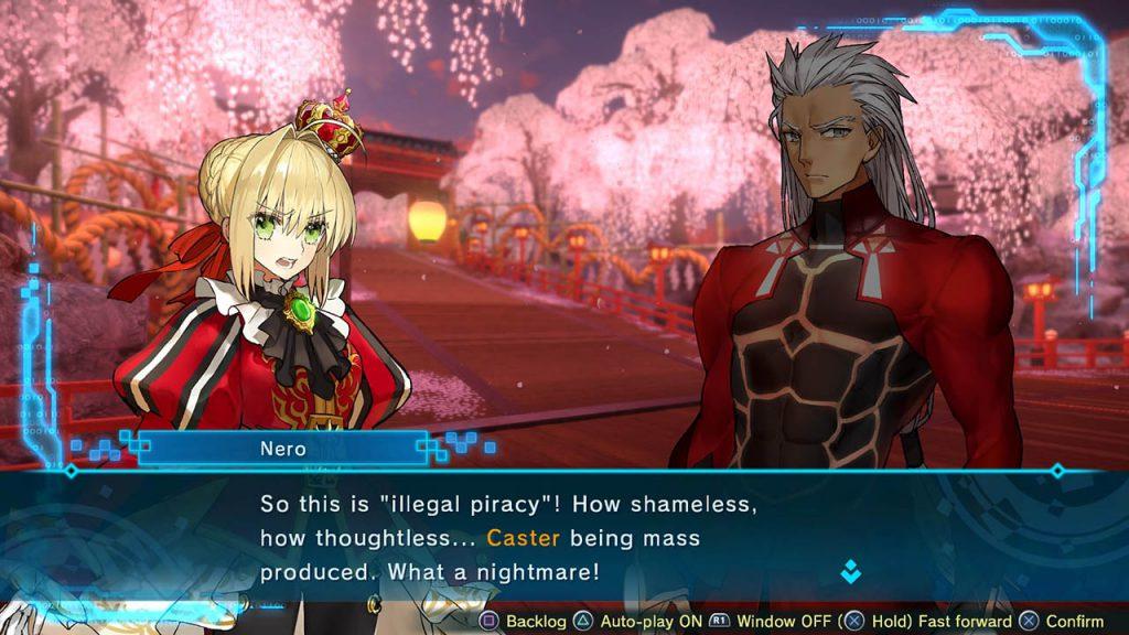 Nero being Nero