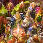 Storia dei beat'em up Capcom - Prima parte