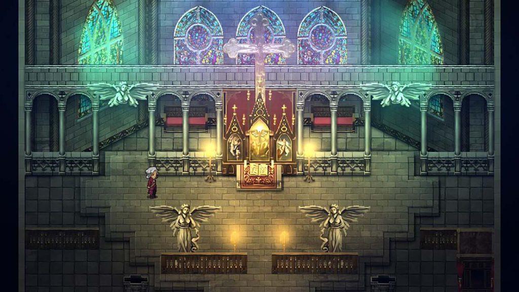 Screen di Blood Opera Crescendo