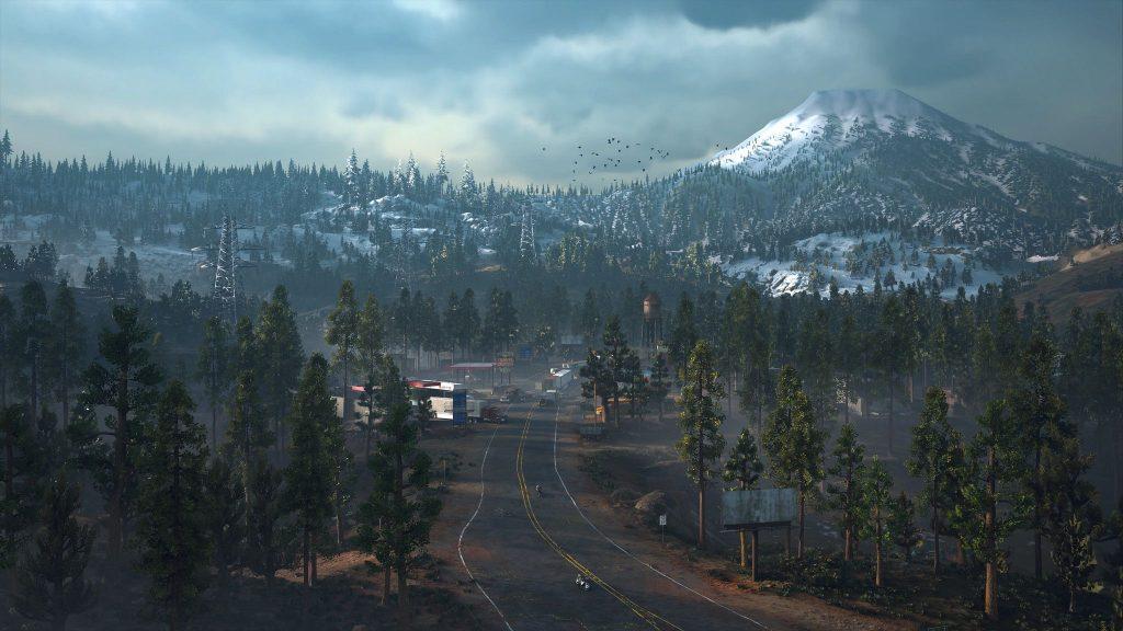 Days Gone Oregon