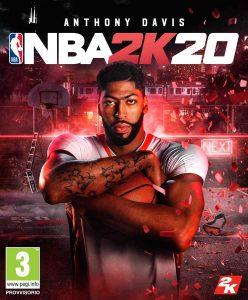 NBA2k20 Standard Edition Anthony Davis
