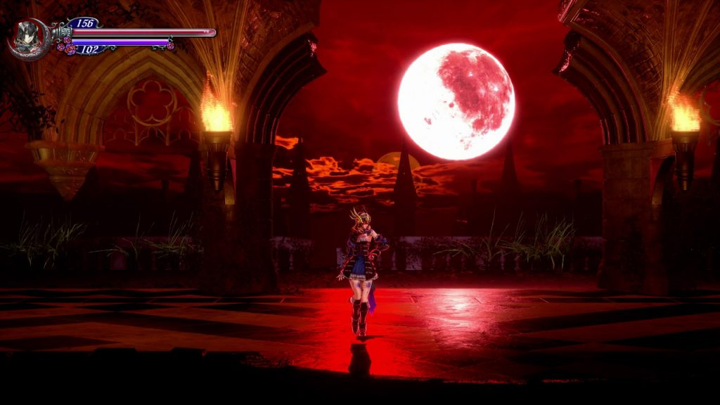 bloodstained luna