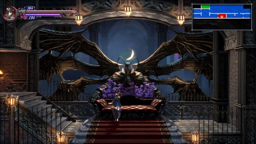 bloodstained save