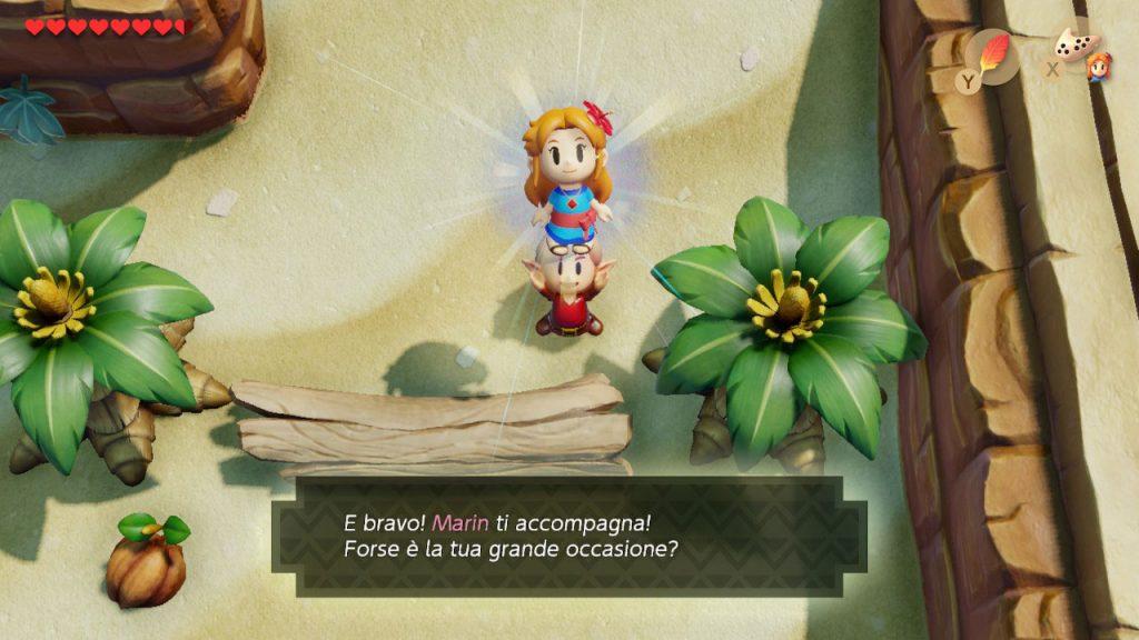 Signore e signori, Link's Awakening, il gioco che tratta temi come il sacrificio e la nostalgia.