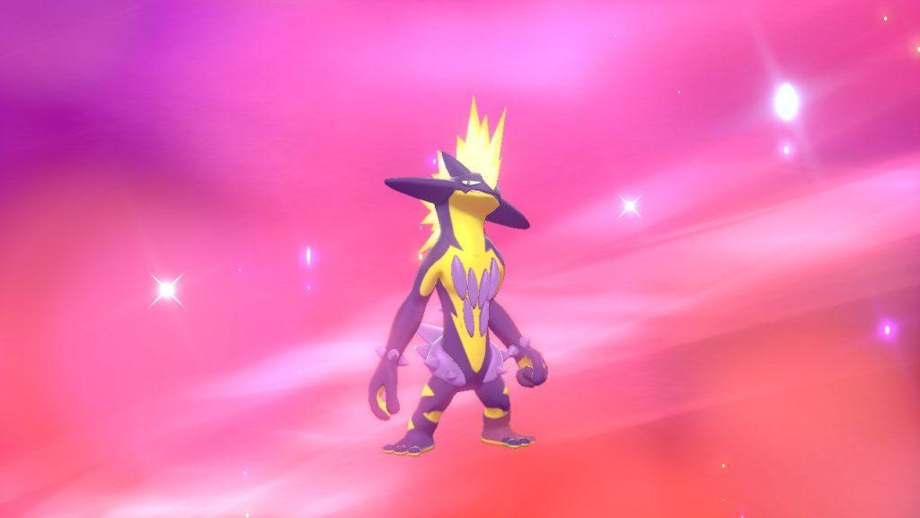 Probabilmente vi sarà necessario breedare Toxel, in quanto la sua evoluzione sarà diversa a dipendere dalla natura effettiva del Pokémon