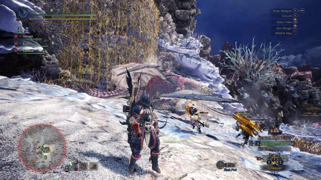 monster hunter world iceborne steam
