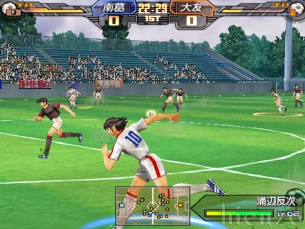 captain tsubasa dream team pc