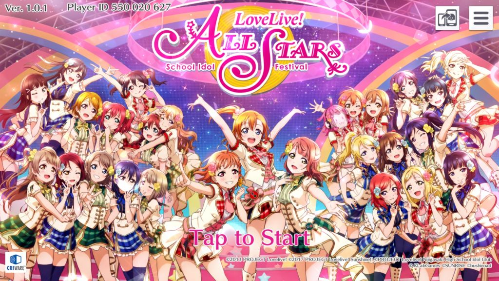 love live personaggi
