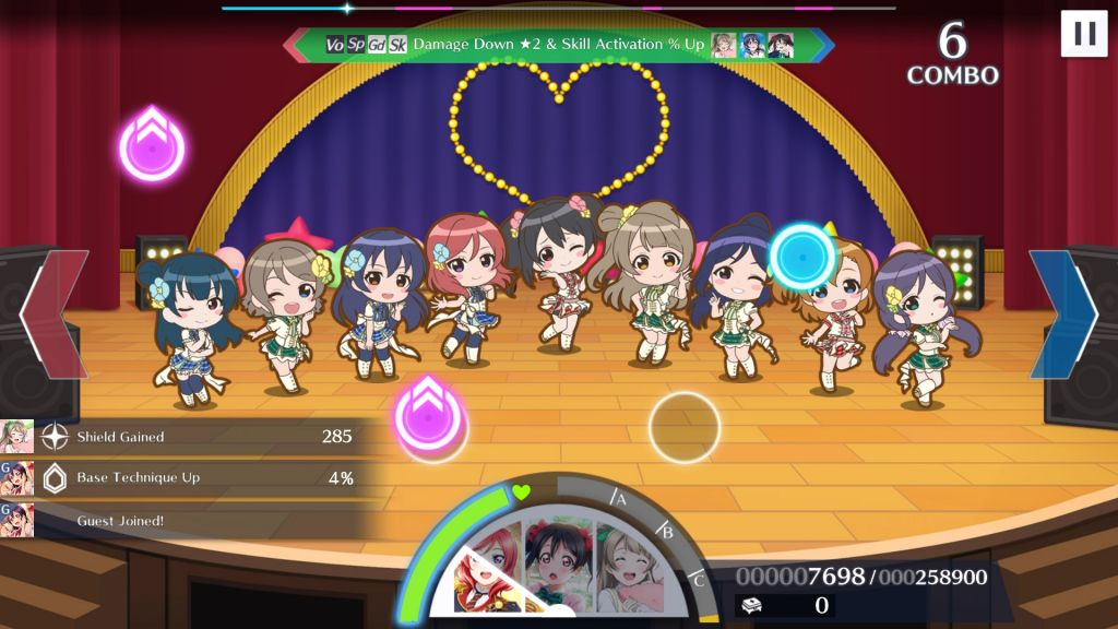 school idol festival all stars