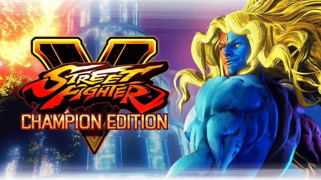 Gill per Street Fighter V Champion Edition