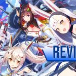 Azure Lane: Crosswave