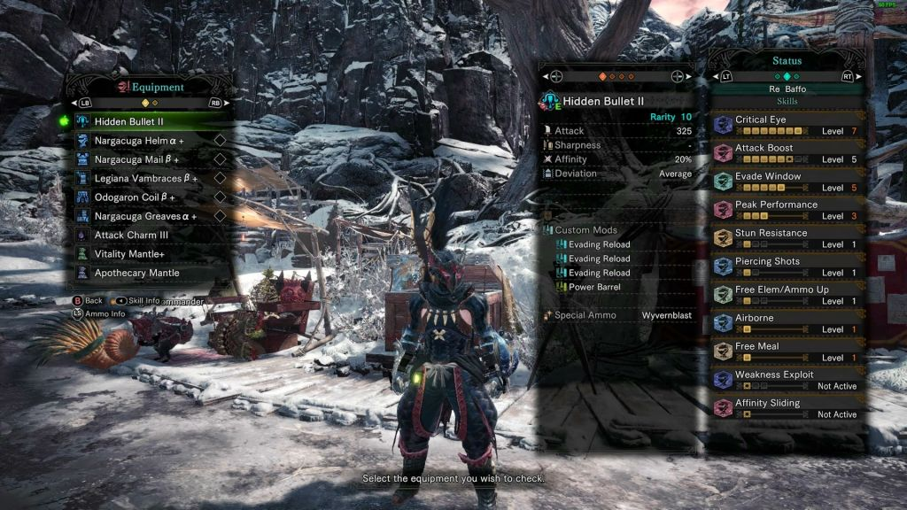 monster hunter world guida armature