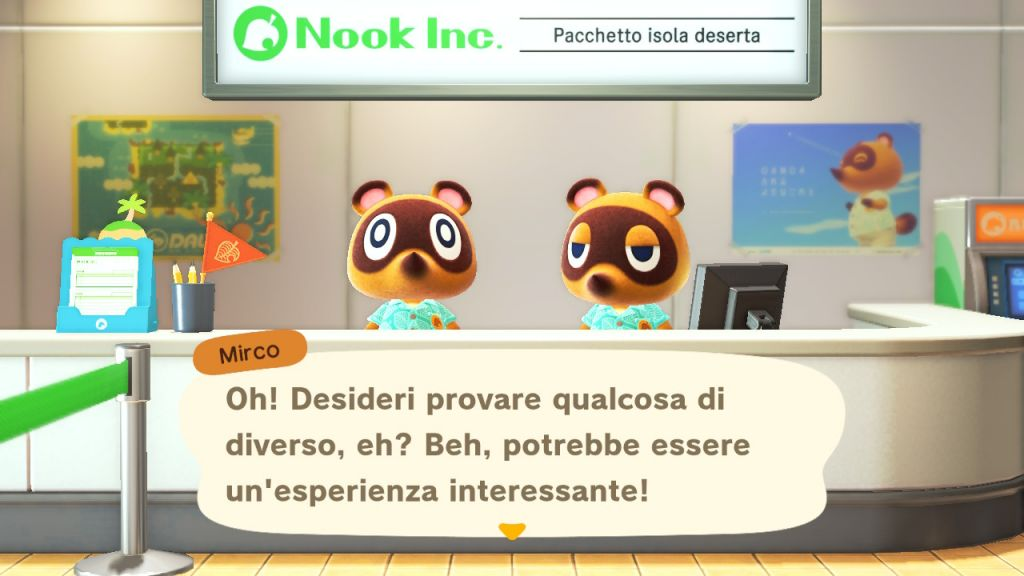 Screenshot 1 Animal Crossing New Horizons