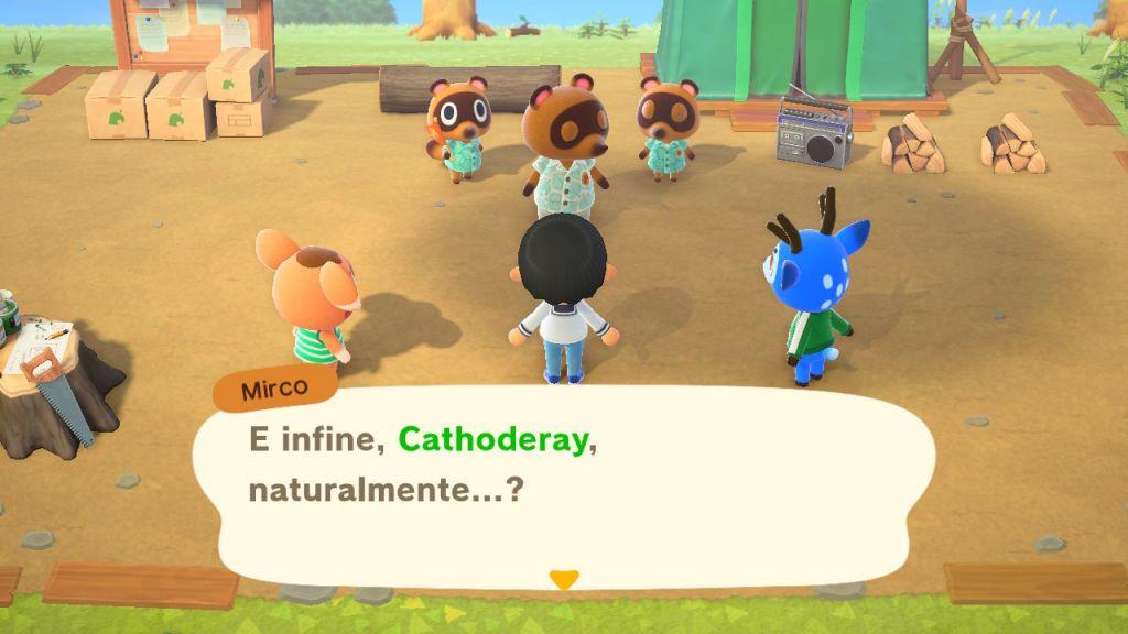 Screenshot 2 Animal Crossing New Horizon.