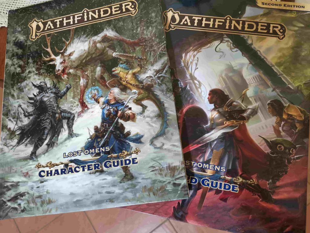 Manuali di ambientazione di Pathfinder 2, Lost omens